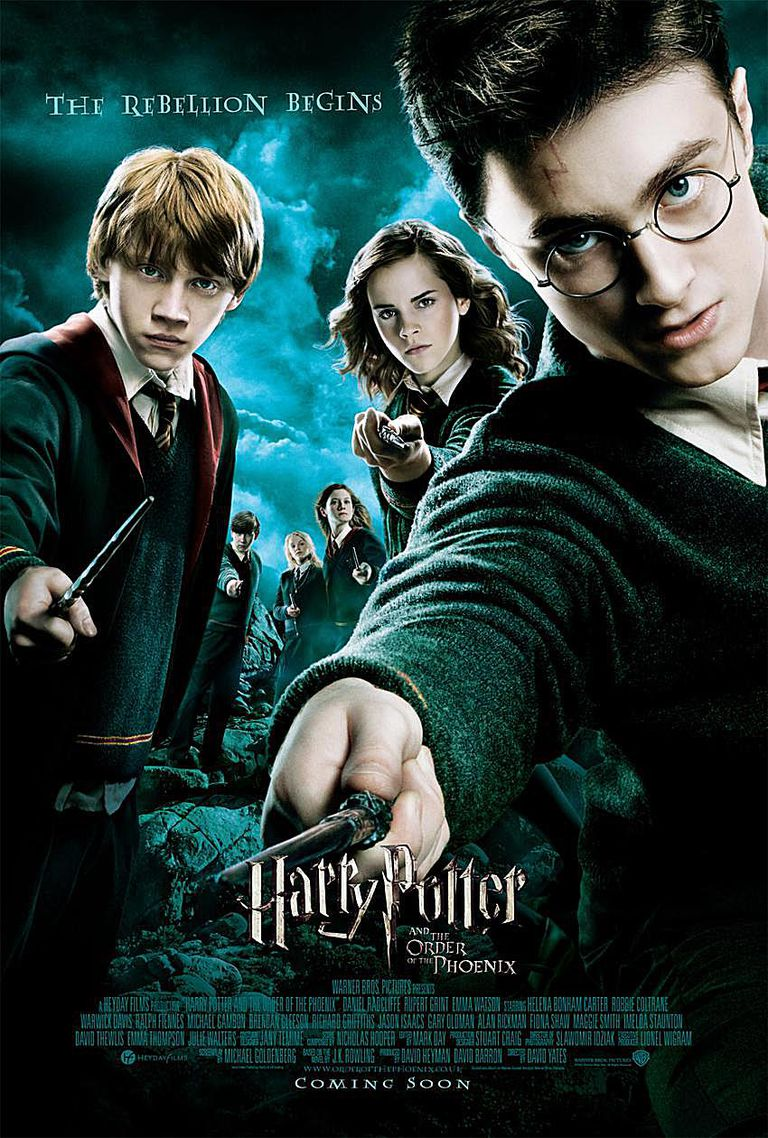 10 must see movies about witches and wizards