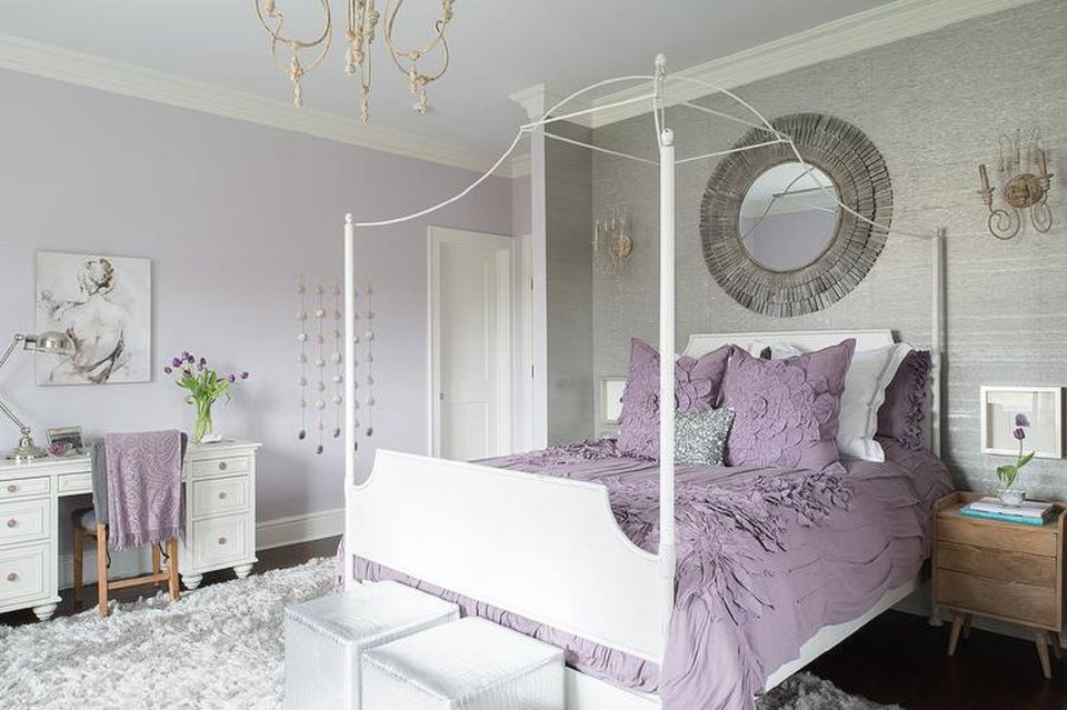 Purple Bedroom Decorating Ideas Purple Bedrooms Tips And Photos For Decorating