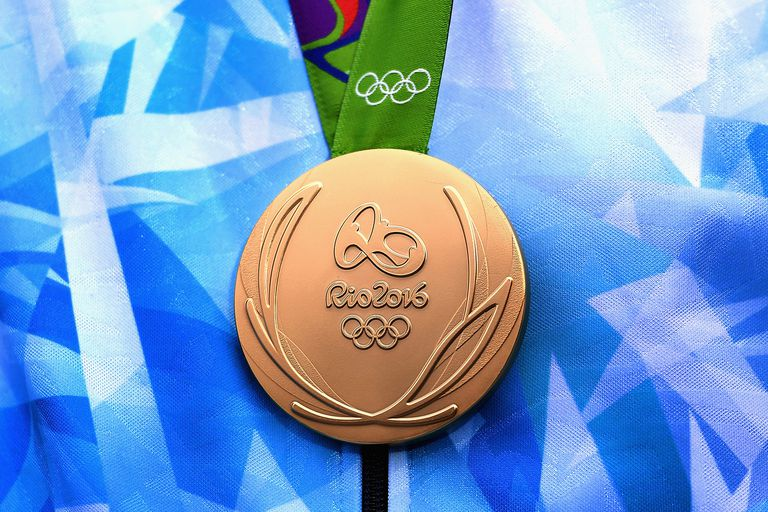 Olympic Gold mdal