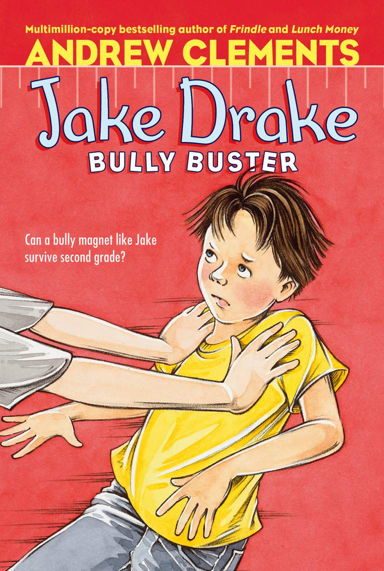 Jake Drake Bully Buster - Chapter Book Cover