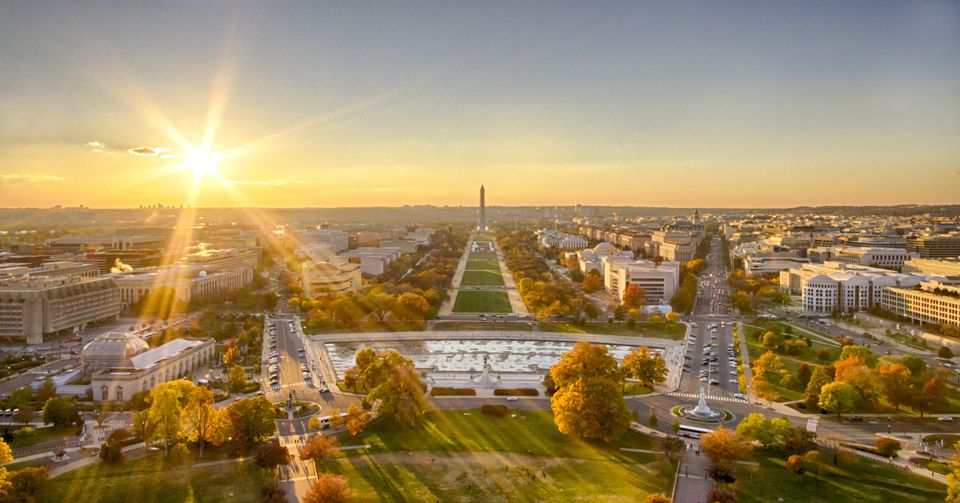 The National Mall in Washington, D.C.