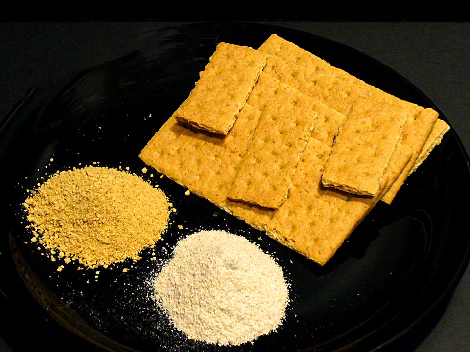 graham crackers, crumbs, flour, recipes, history, receipts