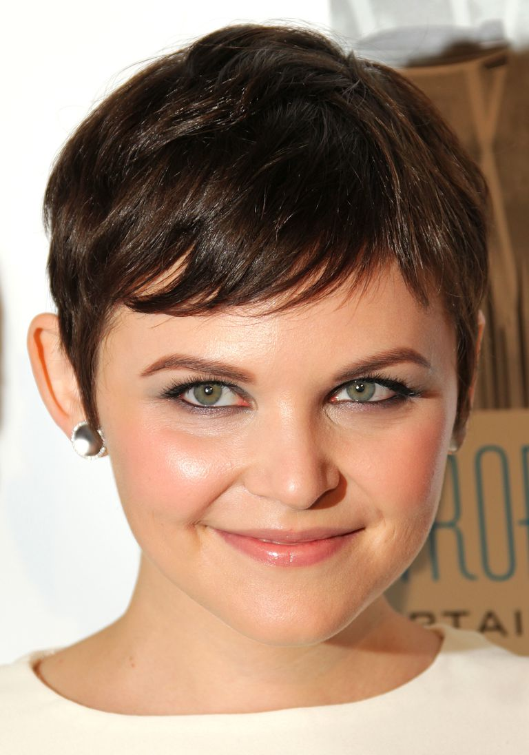 A Gorgeous Pixie Hairstyle - Flattering Hairstyles For Heart-Shaped Faces