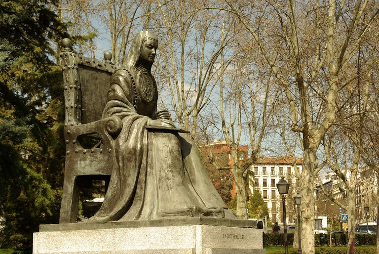 Monumento a Sor Juana Inés de la Cruz
