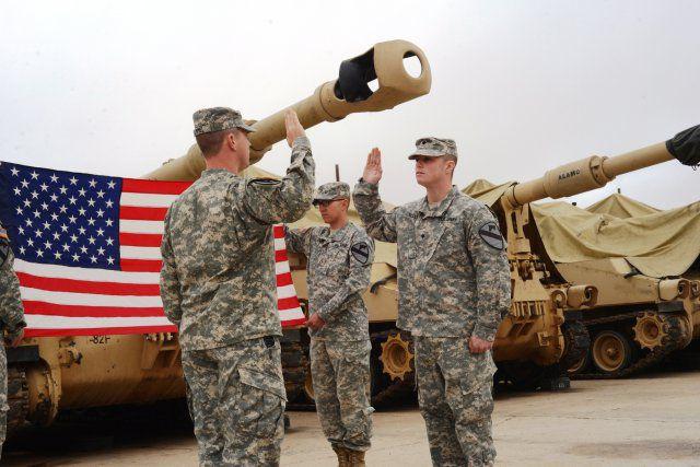 Army Re-enlist