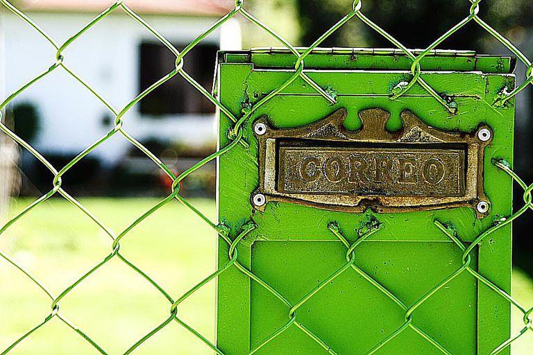 caja de correo
