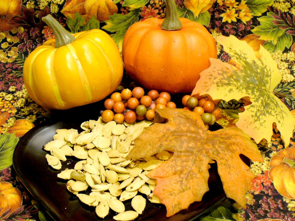toasted, pumpkin, seeds, recipe, skillet, vegetables, receipts