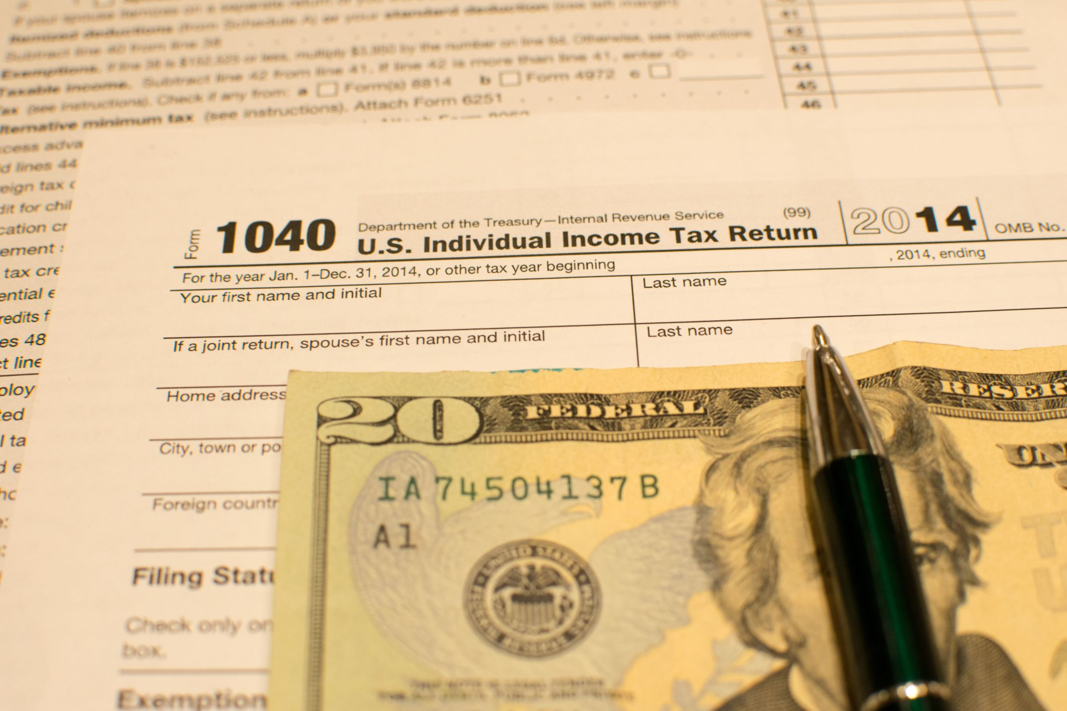 Will You Pay Taxes on Your Social Security Benefits – 1040 Social Security Benefits Worksheet