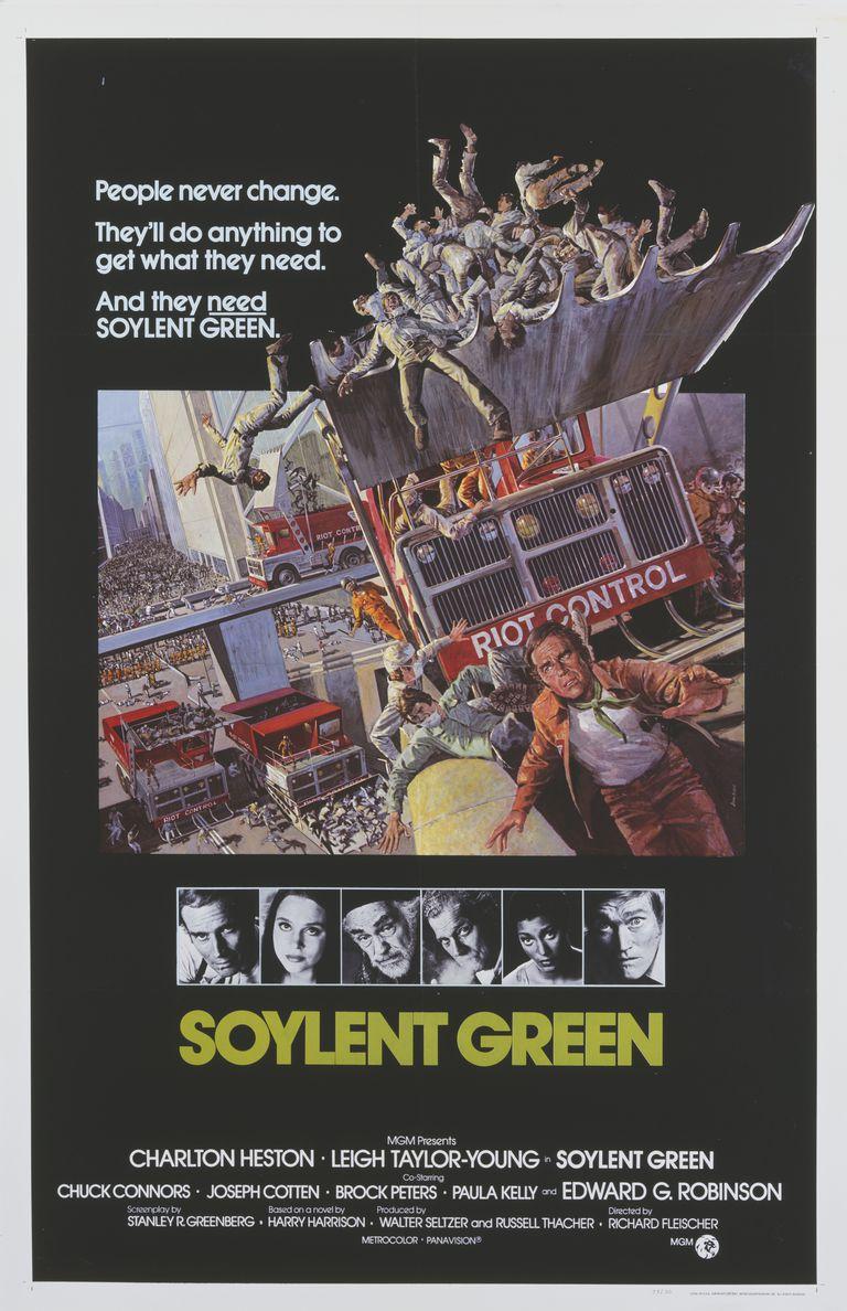 Soylent Green - Epistrophe