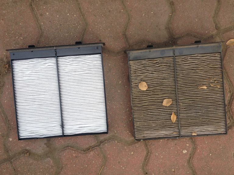 how to tell if car air filter needs replacing