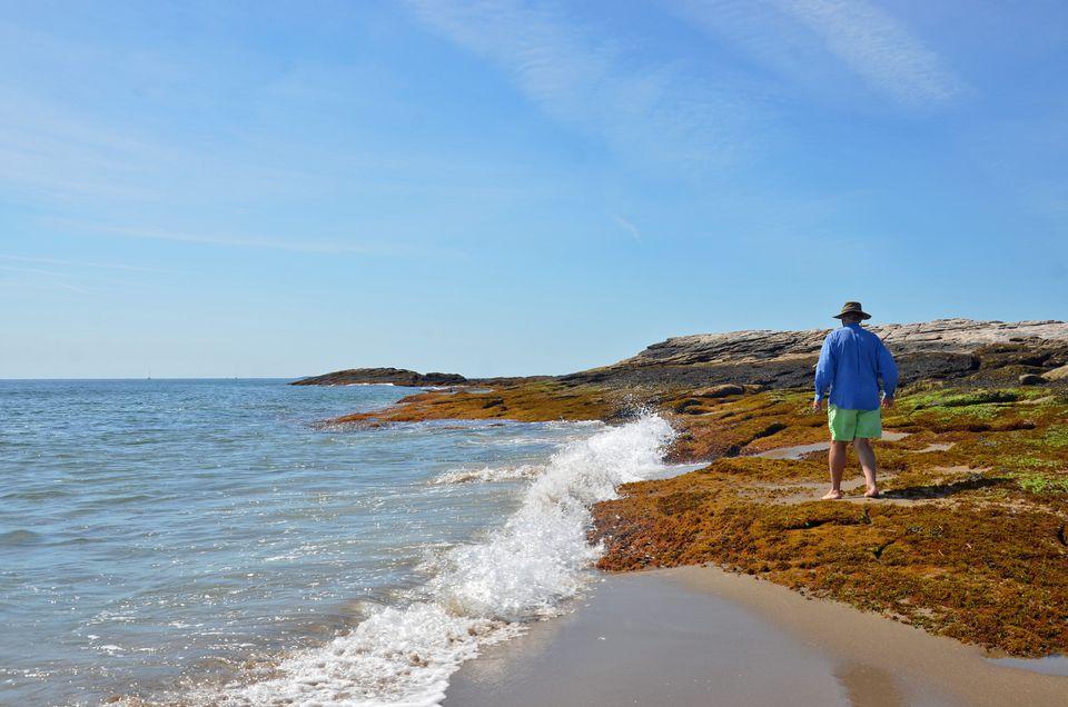 Georgetown Maine - Reid State Park
