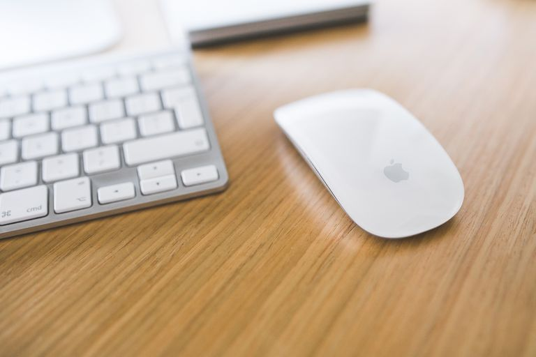 Magic Mouse and keyboard