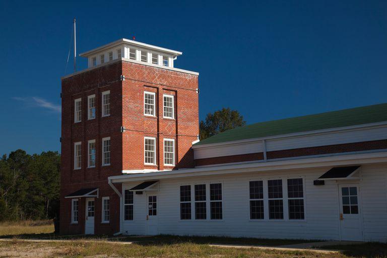 Museum, Tuskegee Institute National Historic Site