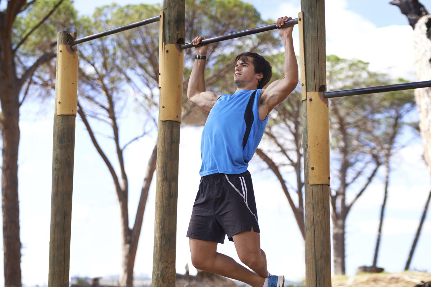 Bodyweight Exercises for Developing Fitness and Strength