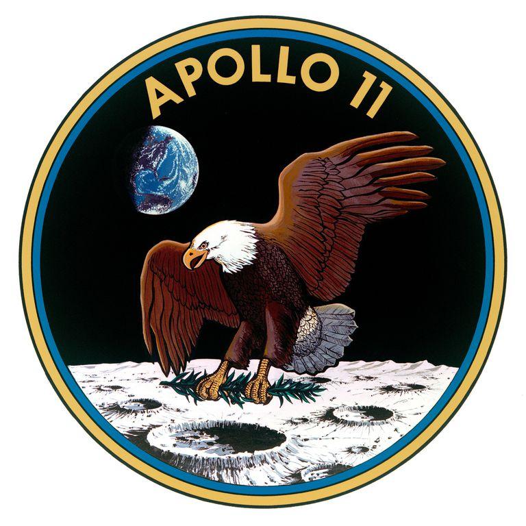 Parche del Apolo 11