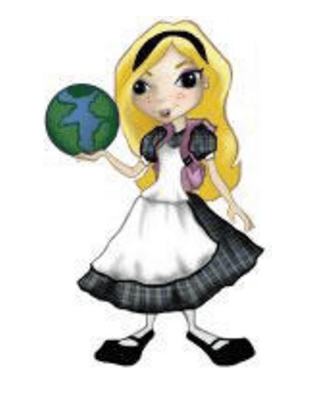 Screenshot of the Alice.org logo