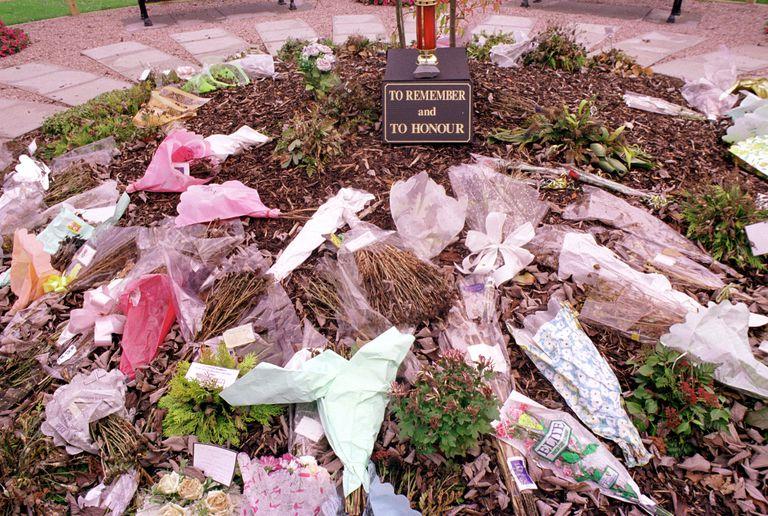 Coroners Inquest in Northern Ireland Bombing