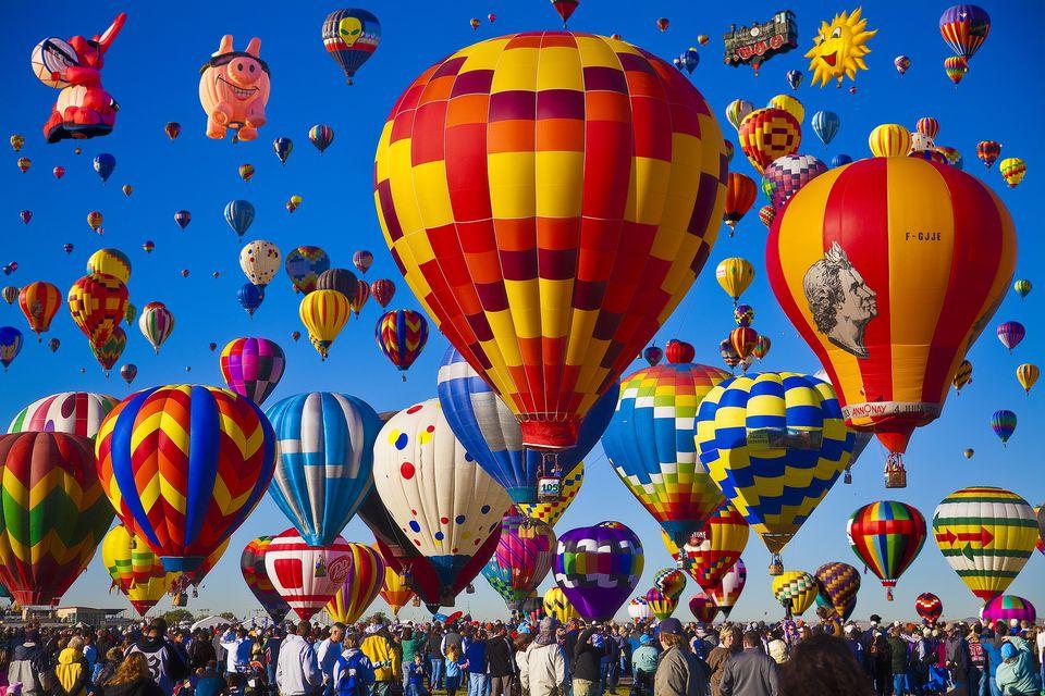 Albuquerque international balloon fiesta for Craft shows in albuquerque 2017
