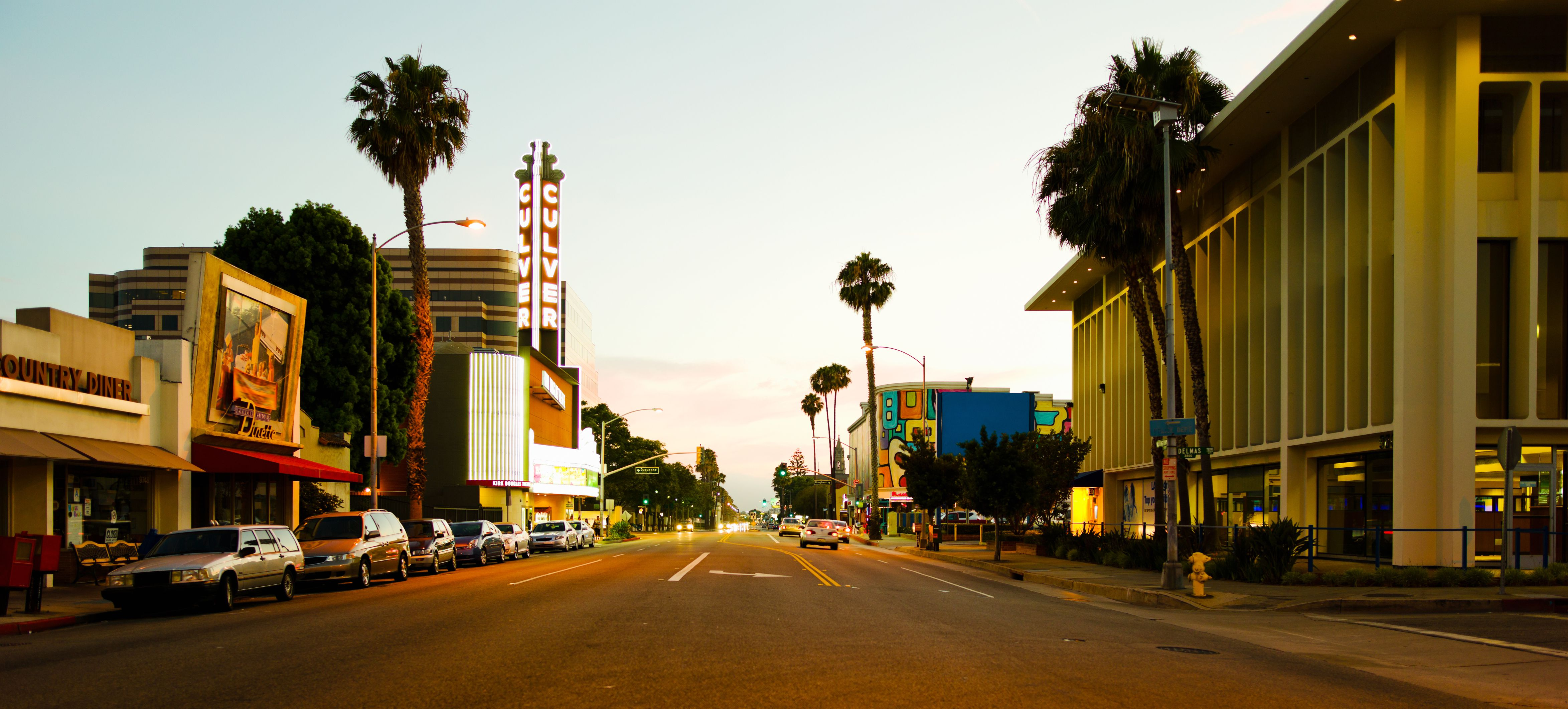 The top 9 up and coming neighborhoods in los angeles for Is la a city
