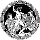 Poseidon and Polybotes