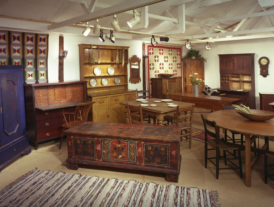- West Howard Antiques & Design District - Kensington, MD