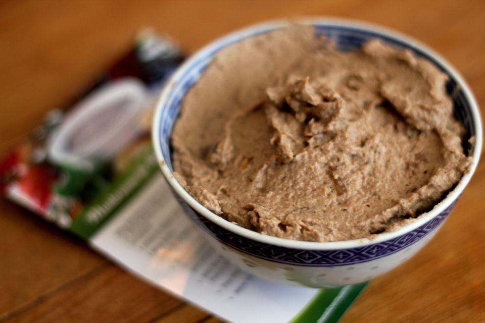Raw Vegan Walnut Pate