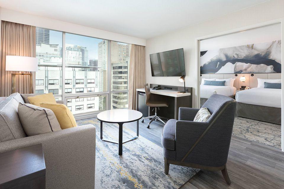 9 Best Vancouver Hotels For Alaska Cruise Passengers