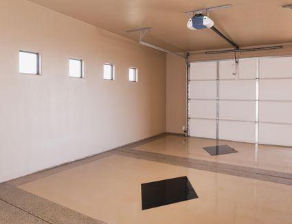 half basement garage tips on installing underground cable