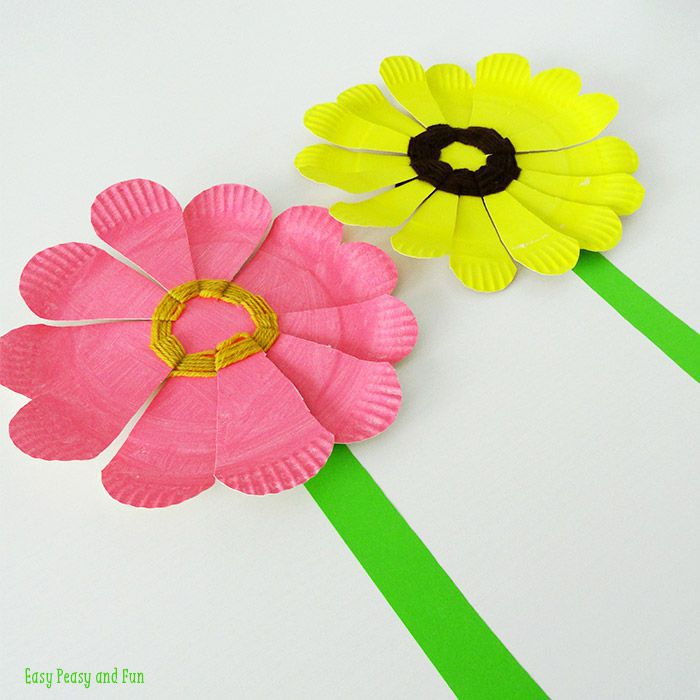 sweet flower craft flower crafts for 3048