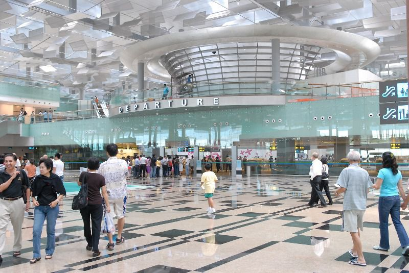 Guide To Changi Airport Singapore