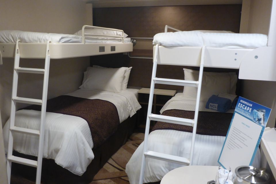 Norwegian Escape Cruise Ship Cabins