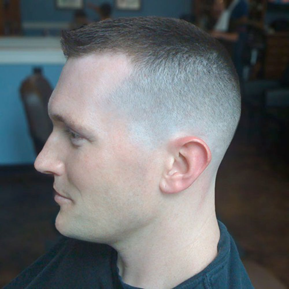 The Classic High And Tight Haircut