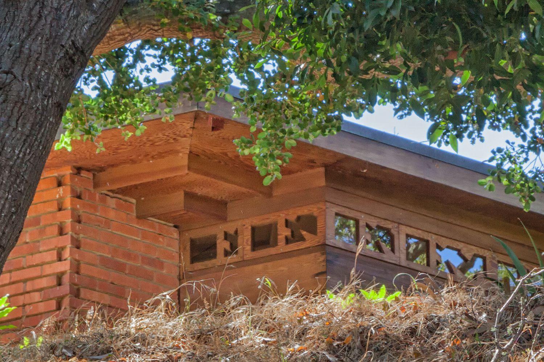 Bazett House Frank Lloyd Wright In Northern Ca