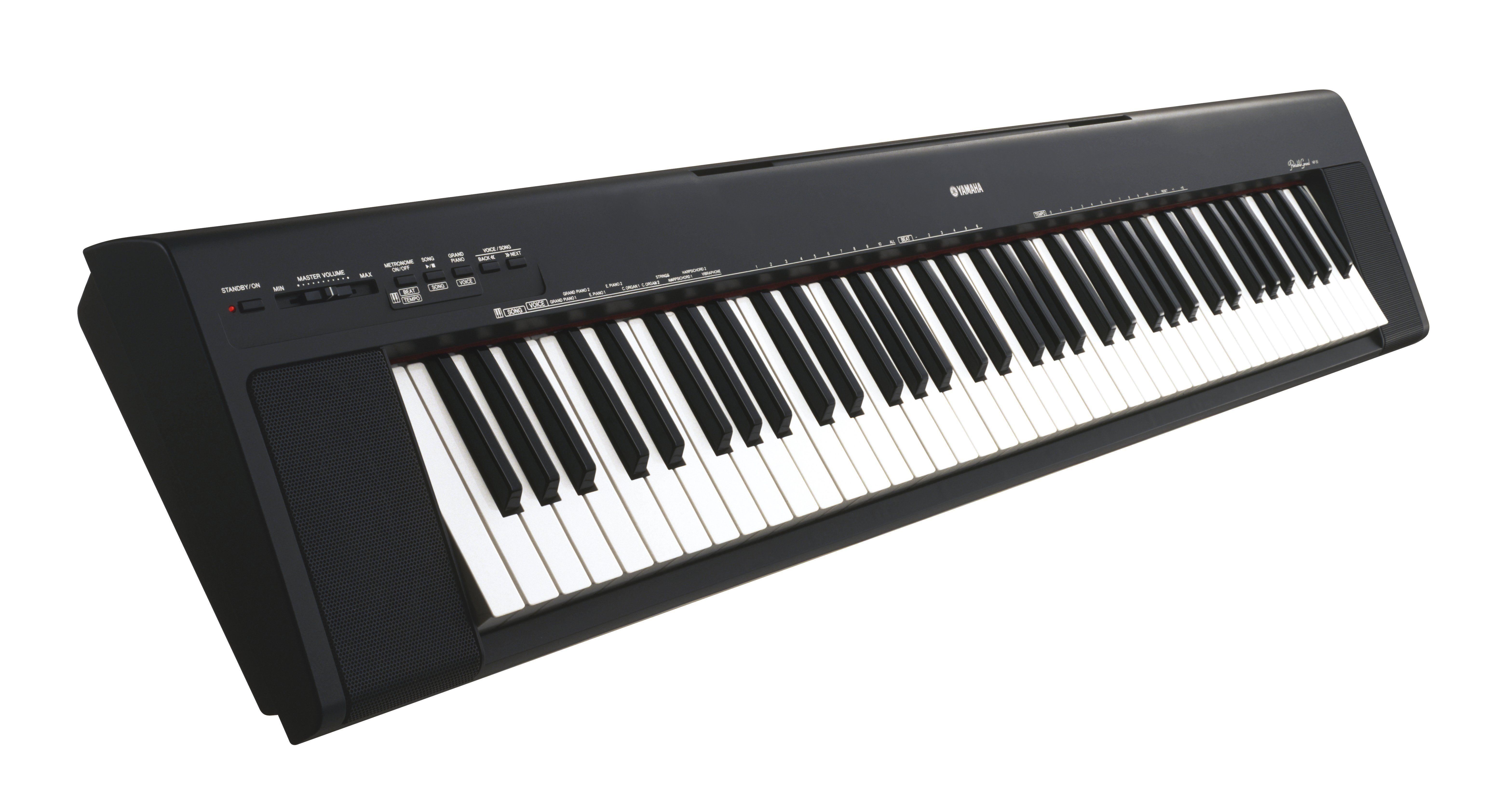 Yamaha np 30 76 key digital piano for Digital piano keyboard yamaha