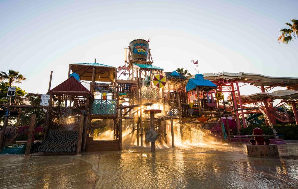 Adventure Island Water Park At Busch Gardens Tampa