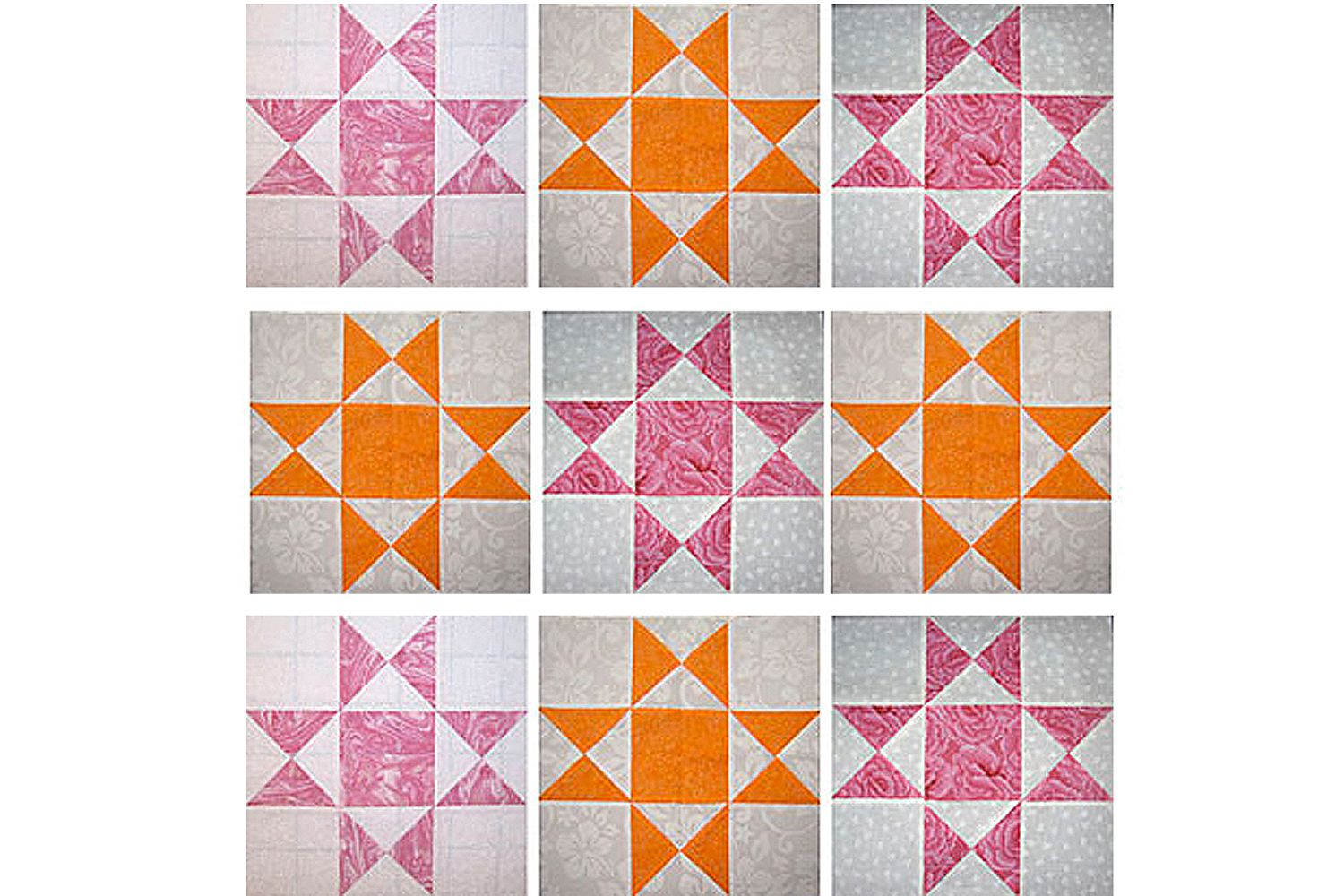 Free 12 Inch Quilt Block Patterns : easy 12 inch quilt block patterns - Adamdwight.com