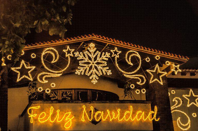 Christmas in Puerto Vallarta, Mexico