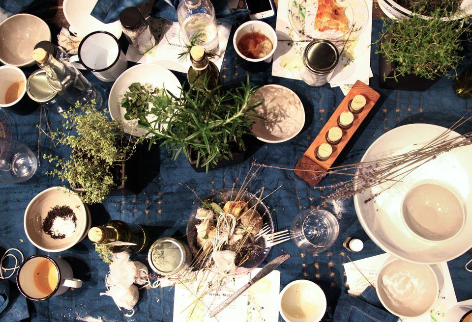 A Supper Club Gathering