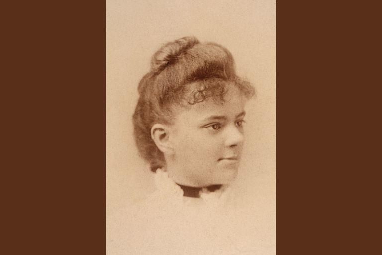 Elizabeth Blackwell circa 1850