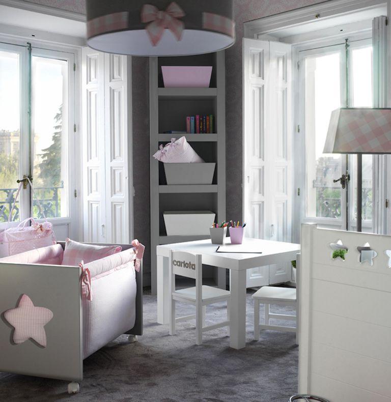 Muebles para la habitación del bebé y básicos que necesitas
