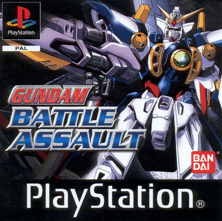 Gundam: Battle Assault