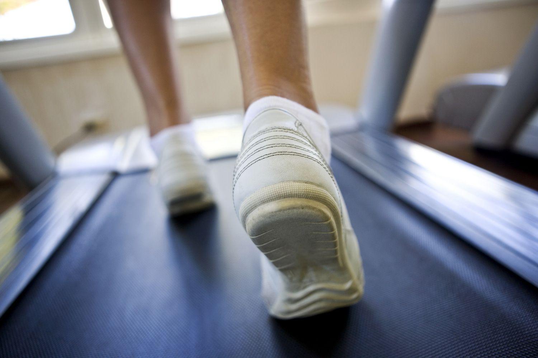 Walking Calories Burned per Minute