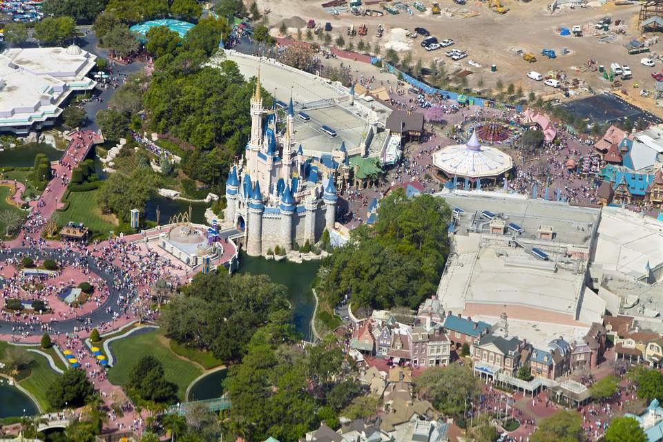 Magic Kingdom Disneyworld