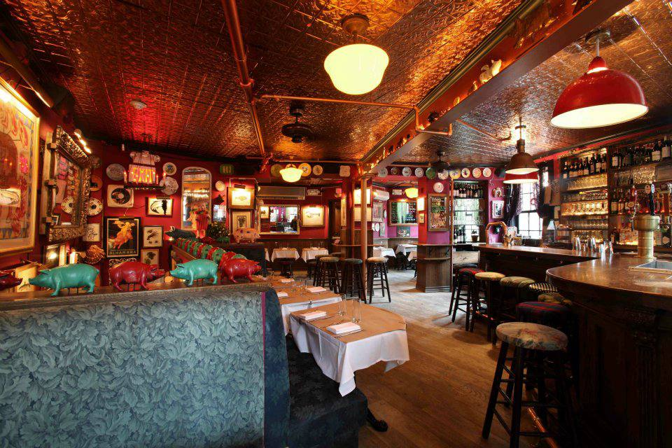 The Spotted Pig: The 8 Best Late-Night Foods in Manhattan