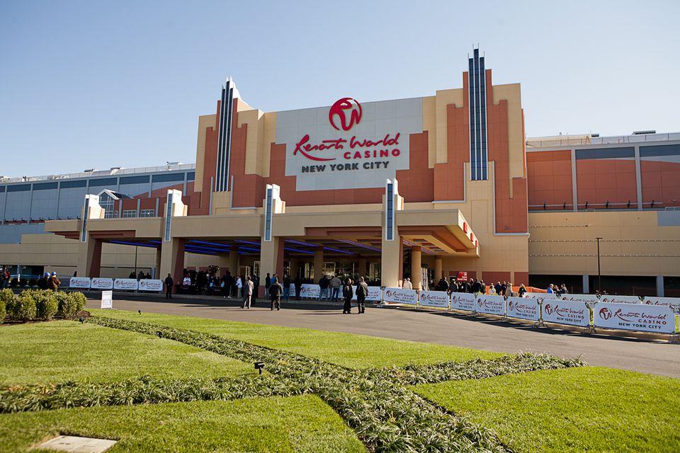 Resorts World Casino-New York