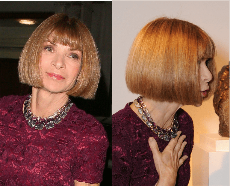 24 Gorgeous Haircuts on Women in Their 60s - photo #17