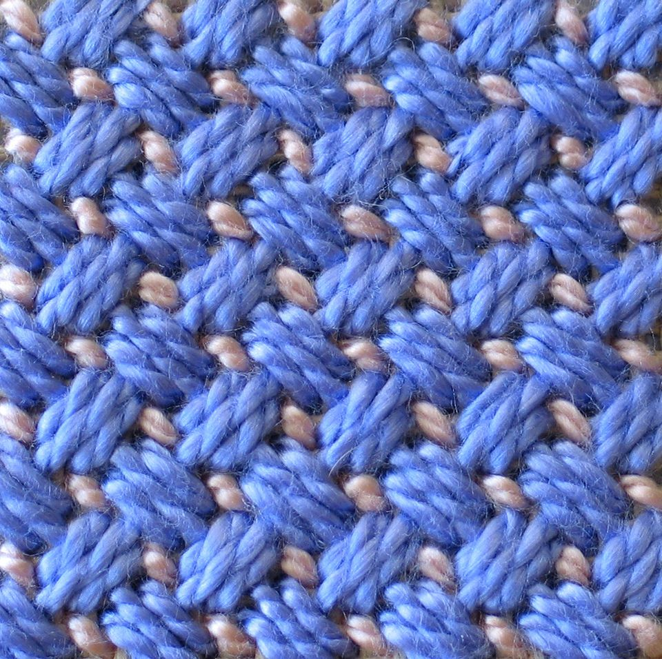 The Criss Cross Hungarian Stitch