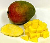 mango, history, recipes, cut, seed, fruit, receipts