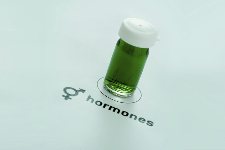 Male and Female Hormones