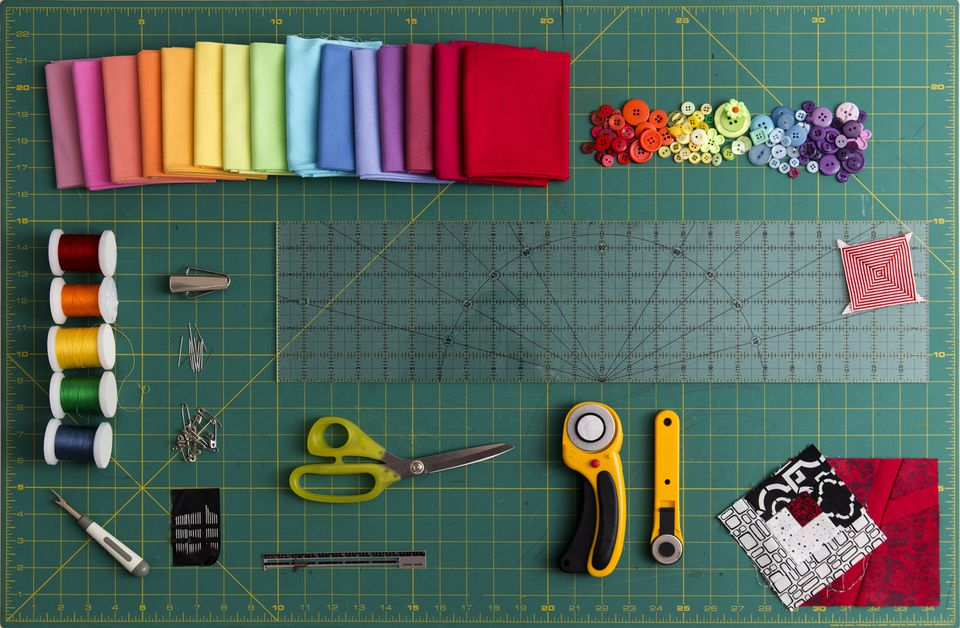 Quilt Making Tools